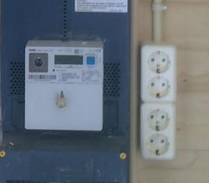 2x Dubbel stopcontact €78,-